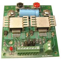 View SIMPLE-H: H-Bridge Circuit Detailed Product Information (Preassembled)