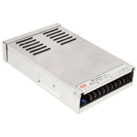 View ERP-350-24: AC to DC Switching Enclosed Power Supply Single Output 24 Volts 14.6 Amps 350.4 Watts