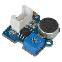 View U13-C0439: Sound Sensor Wide Supply Voltage Range: 4V-12V (5V Typical)