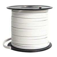 View CAR45W-1K-R: White 2 Conductor Power/Speaker Cable 1000 Ft