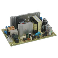 MPS-65-12: MEAN WELL : AC to DC Power Supply Open Frame