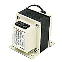 View GIS-500-R: GIS 115VAC Isolation Transformer (AC-to-AC)