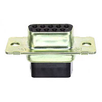 View 205203-8: Connector D-Sub Receptacle, (Crimp)
