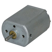 View PC-130F-12240: DC Motor 6VDC 6600MA