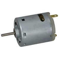 View MD5-2445: 12 Volt DC Motor -19850 RPM Nominal Voltage: 12VDC