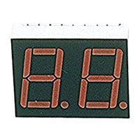 View LDD5111-11: 2 Digit 7 Segment LED Display