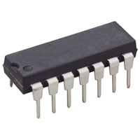 View SN74HC02N: DIP-14 Quad 2 Input nor Gate (74HC Series)