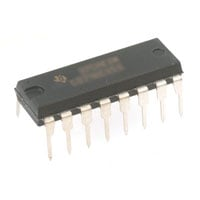 View SN74HC595N.: 8 Bit Shift Register with 3 State Output Register