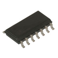 View SN74HC4066D: SOIC-14 Quad Analog Switch (74HC Series (SMD) )