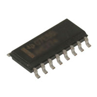 View SN74HC4040D: SOIC-16 12 Bit Async Binary Counter (Cmo Logic)