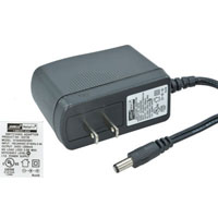 "View S15AA05025001: 12.5W AC-to-DC ""Slim-Line"" Regulated Switching Wall Adapter"