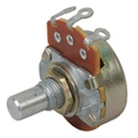 View 31VA602-F3: Potentiometer 2M Linear Taper 1/2 Watt