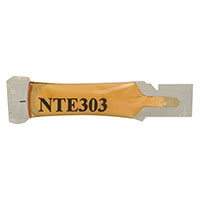 View NTE303: 5 Pack Heat Sink Compound 1 Gram PER Tube