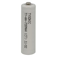 View N700AA/BTN: Nickel Cadmium Battery Type: AA