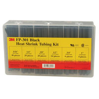 View 051135-38139: 102 Piece Heat Shrink Tube Kit (Management Products)