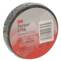 View 051128-60160: 3M Electrical Tape Tartan 1710 Vinyl Tape 3/4 Inch by 60 Feet