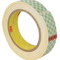 View 051131-06439: Double Sided Foam Tape Approximate Density: 240KG/m&SUP3