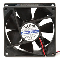 View JF0825B2M-005-065R: 24V 80MM DC Brushless Fan