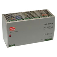 View DRP-480S-48: 480W DIN-Rail Switching Power Supply Universal AC Input Range