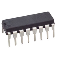 View SN74LS393N: DIP-16 4 Bit Decade/Binary Counter (74LS Series)