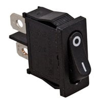 View R13-243A-02: Panel Mount Rocker Switch Contact Form: SPST on-Off
