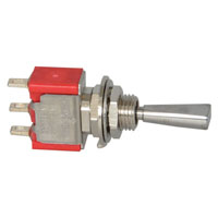 View 1MS4T6B11M1QE: Miniature Toggle Switch
