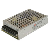 View RS-100-5: RS-100 80W AC/DC Enclosed Switching Power Supply