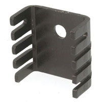 View 507302B00000G.: Heat Sink TO-220 Heatsink with 1 Hole