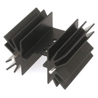 View 529801B02500-R: Heat Sink Heatsink TO-2183 Hole 2 Pins