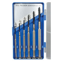 View GSD-408: 6 Piece Precision Screwdriver Set (Tools)