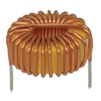 View 2105-H-VP: 2100 Inductor Toroid Horizontal 22.0 uH 7.0 IDC