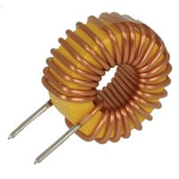 View 2124-V-VP: Inductor Toroid Vertical Right Angle 1000.0 uH