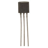 View 2N3904-R: GP BJT Transistor NPN General Purpose Small Signal 40V TO-92 (Bipolar)