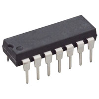 View 74LS93: LS 4 Bit Binary Counter DIP-14 Typical Power Dissipation: 45MW (74LS Series)