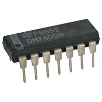 View 7400: Quad 2 Input Nand Gate (74 Series)