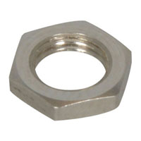 View 464900201: 10-48 UNS Hex Nut for Sub/Min Push Button