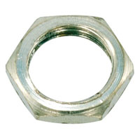 View 700201201: 1/4-40 UNS Hex Nut for Sub/Min Push Button