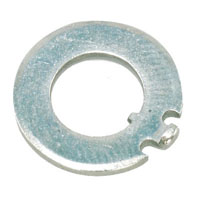 "View 700701201: 1/4-40 Key Lock Washer ""O"" Style Keyway (Hardware)"
