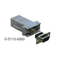 View 45-5111-BU: DE9 FEMALE-to-RJ11 Adapter (Networking/Telecom)