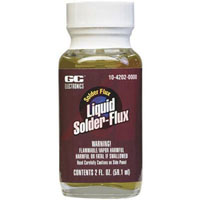 View 10-4202: Liquid Solder Flux (2 Fl Oz Bottle) (Miscellaneous)
