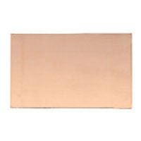 View 22-261: Single-Sided Bare Copper Clad Circuit Board 6X6 Inch
