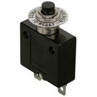 View 35-2110-BU: 10 AMP Circuit Breaker (Resettable Fuses)