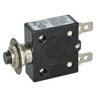 View 35-2120-BU: Circuit Breaker 20A 250VAC 2 Pin Bulk