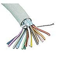 View SC9-100: Cable Shielded 9 Conductor Gray 24AWG 100 Feet