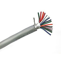 View SC15-1000: Cable Shielded 15 Conductor Gray 24AWG 1000 Feet