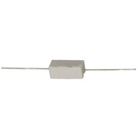 View CR5-20-RC: CR5 Resistor Wirewound 5 Watt 5% 20 Ohms (Fixed Single-through Hole)