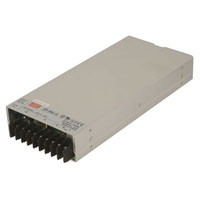 View SP-480-15: SP-480 480W AC/DC Enclosed Switching Power Supply
