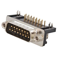 View 1008-15PCKAB: Connector D-Sub .318 Inch Rt 15P-M Short (PCB Mount)