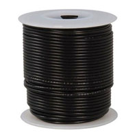 View 824-0: 16 AWG Dual Rated Stranded Hook-Up Wire 100 Foot