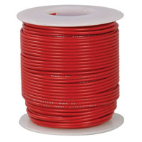 View 814-2: 28 AWG Dual Rated Stranded Hook-Up Wire 100 Foot